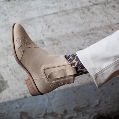 New life boot beige Copenhagen shoes