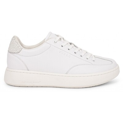 Pernille Leather sneakers Woden