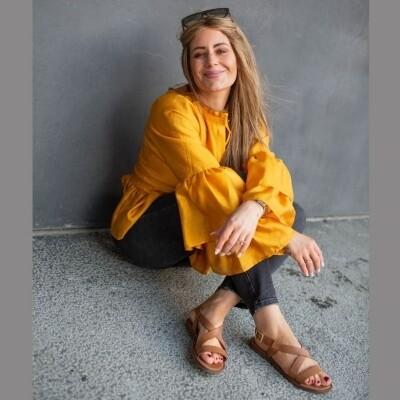 Mari Sandal Copenhagenshoes by Josefine Valentin