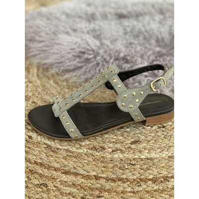 These Dayes sandal taupe Copenhagen Shoes