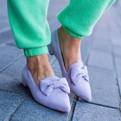 Be Good lavenda Copenhagenshoes by Josefine Valentin