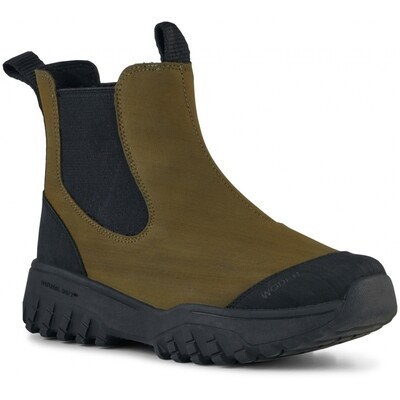 Magda Rubber track boot Woden