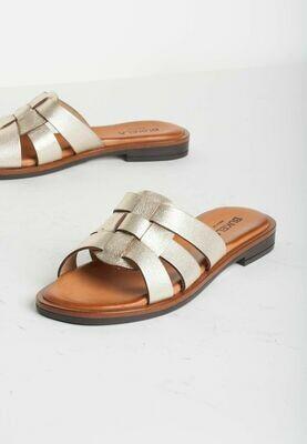 Siff sandal gold Bukela