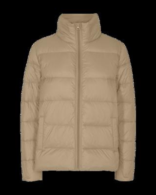 FQTops dun jakke beige Freequent