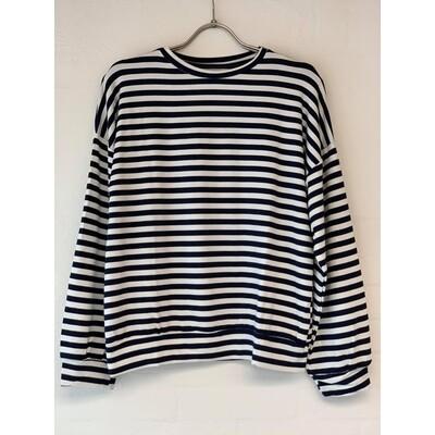 Sweatshirt navy ThreeM