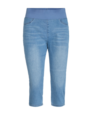 FQShantal capri denim vintage blue Freequent