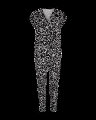 FQStarka jumpsuit leo/black Freequent