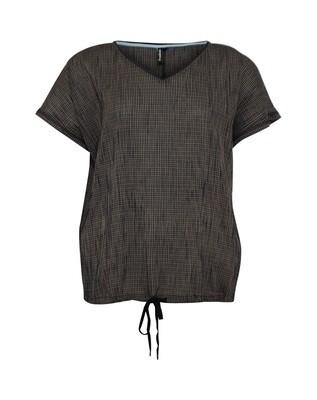 Josey blouse dark navy Soulmate