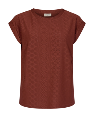 FQBlond TEE brandy brown Freequent