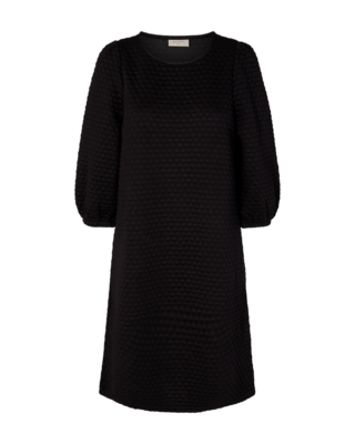 FQBobble dress black Freequent