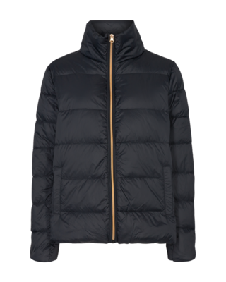 FQTops Ashape jacket Black Freequent