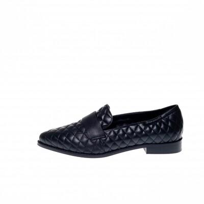 Pamela loafer black Copenhagen shoes