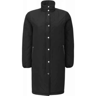 SRRevna Quilt Coat Sort Soft Rebels