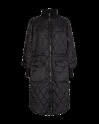 FQprofy long jacket black Freequent