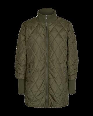FQProfy short jacket olive night Freequent