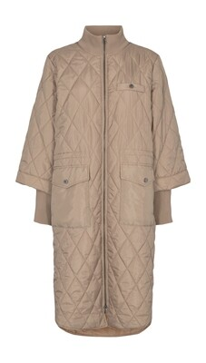 FQProfy long jacket silver mink Freequent