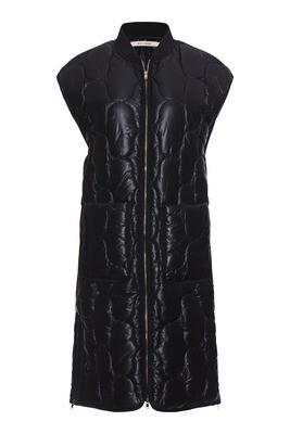 Lola padden vest black Rue de femme