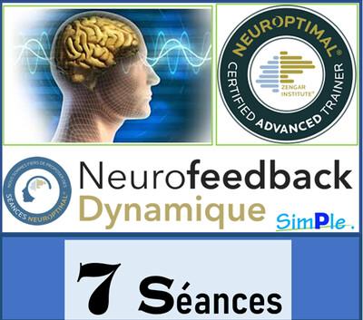 Forfait 7 Séances de Neurofeedback