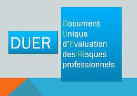 Document Unique Evaluation des Risques Professionnels