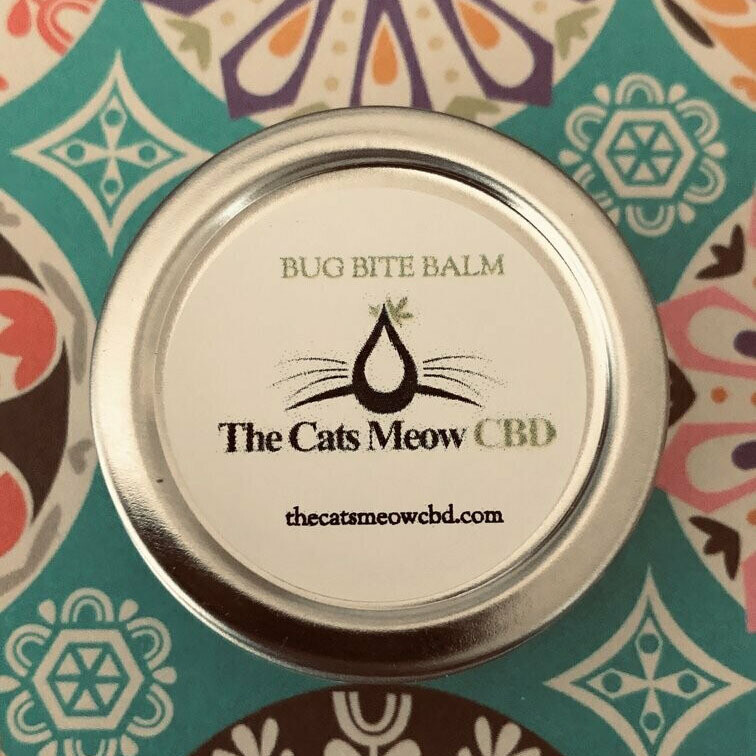 Bug Bite CBD Balm