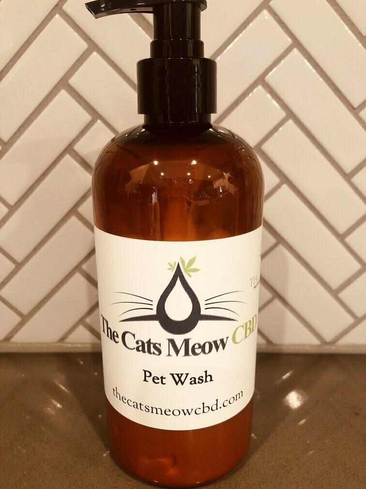 Lavender CBD Pet Wash