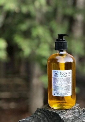 Whole Body Oil