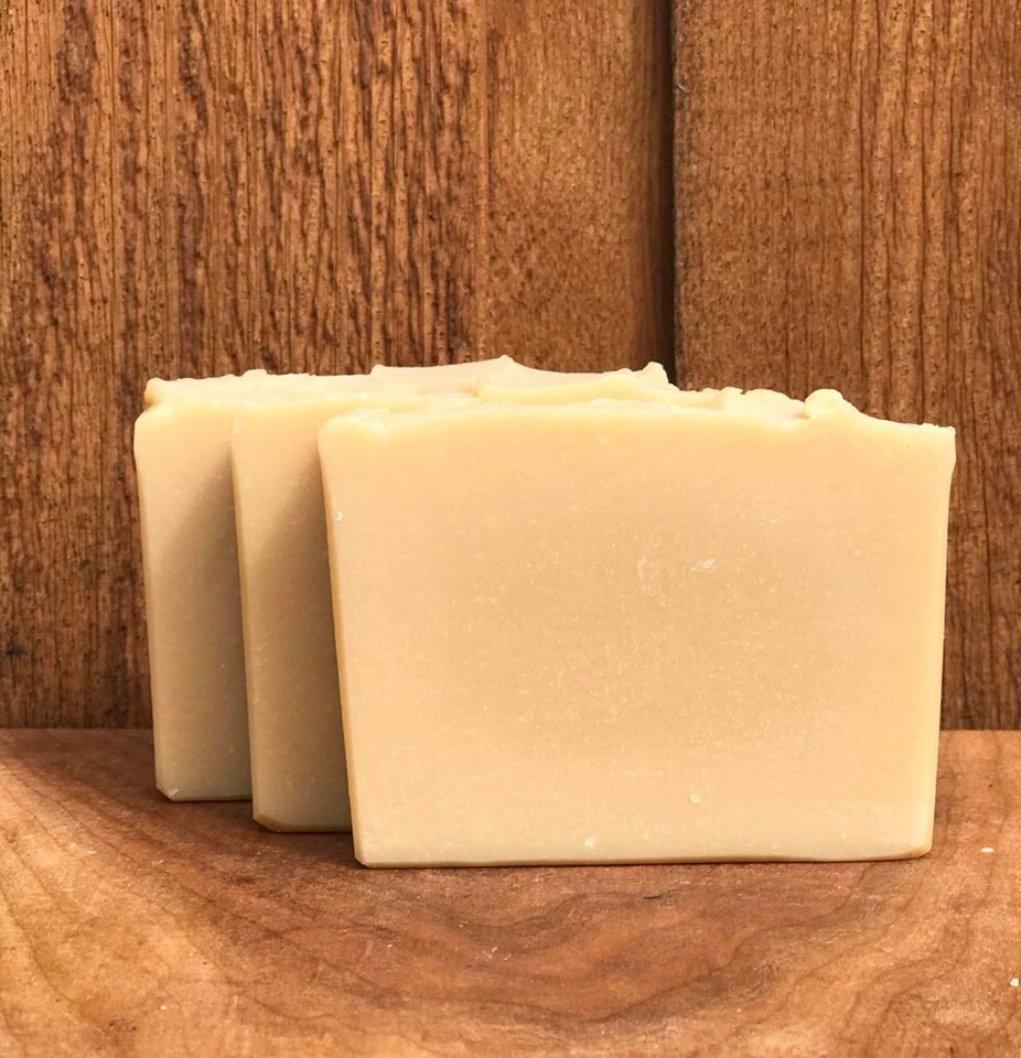 Old Fashioned Bay Rum  - Goats Milk Soap