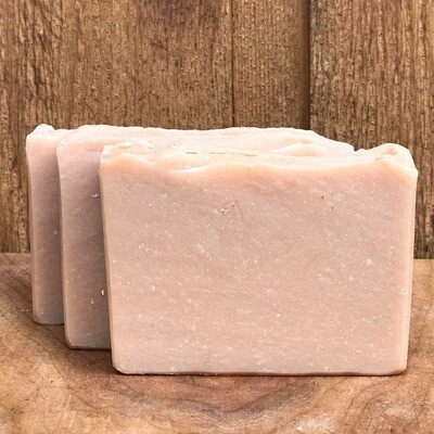 Blush Facial Bar - Goats Milk Soap