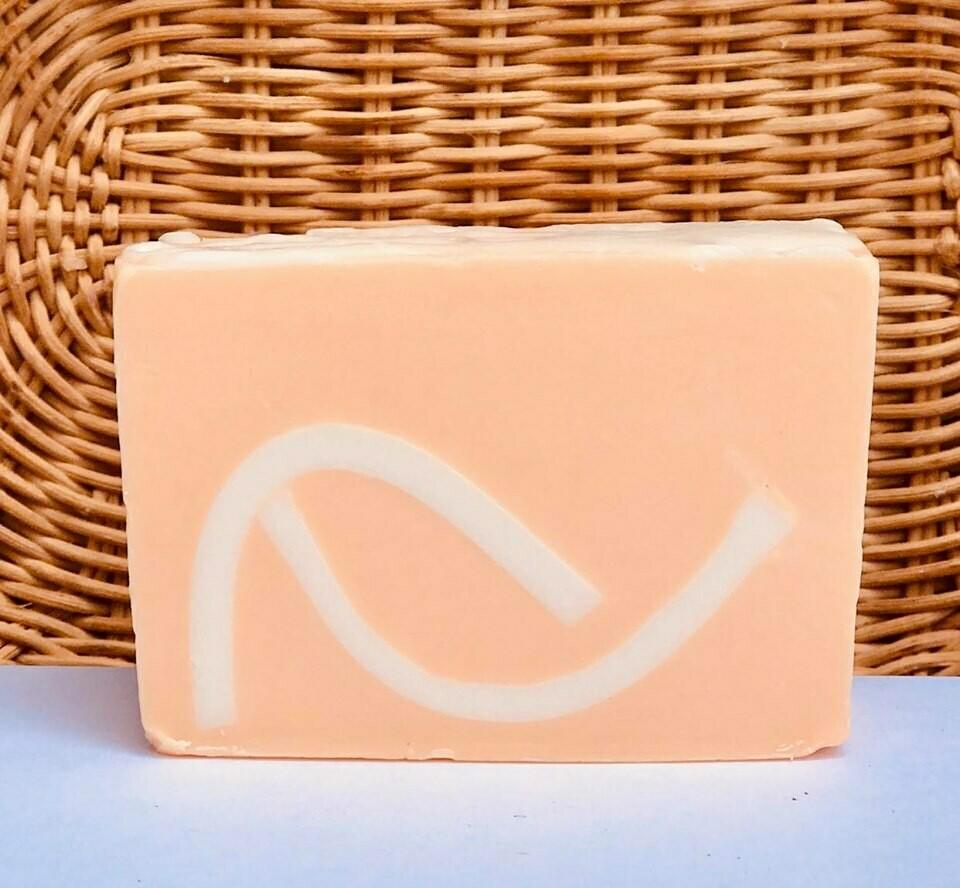 Orange Creamsicle - Glycerin Soap