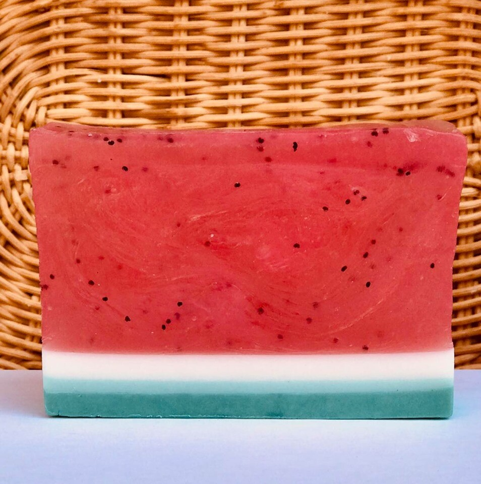 Watermelon Blast - Glycerin Soap