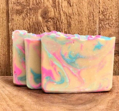 Monkey Farts - Goats Milk Soap