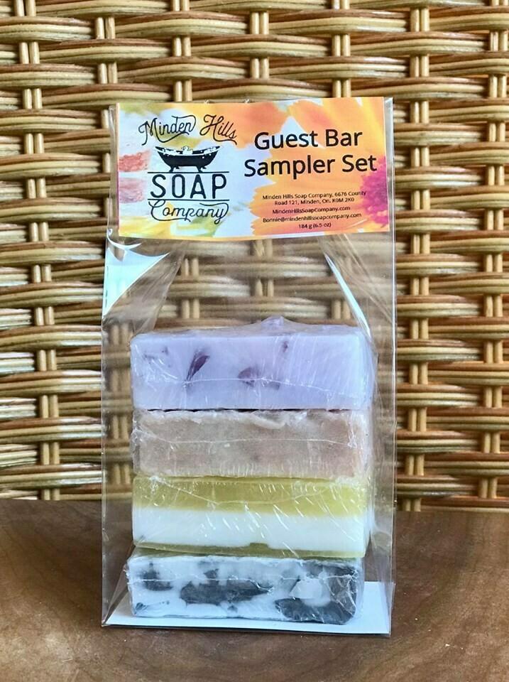 Guest Bar - Sampler Set Glycerin