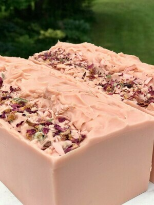 Sparkling Berry Punch - Goats Milk Soap