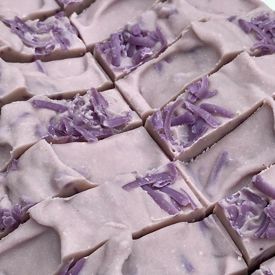 Lilac Blossoms - Goats Milk Soap