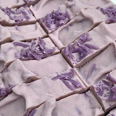 Lilac Blossoms - Goats Milk Soap