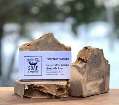 Coconut Paradise Goat Milk Soap