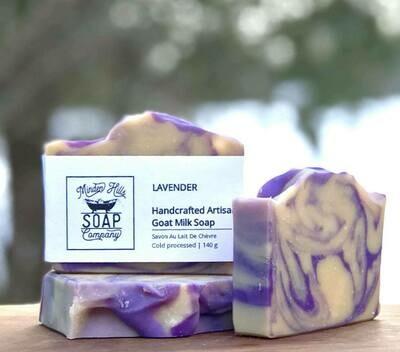 Lavender - Goats Milk Soap