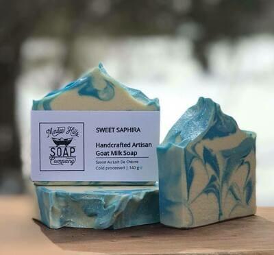 Sweet Saphira  - Goats Milk Soap