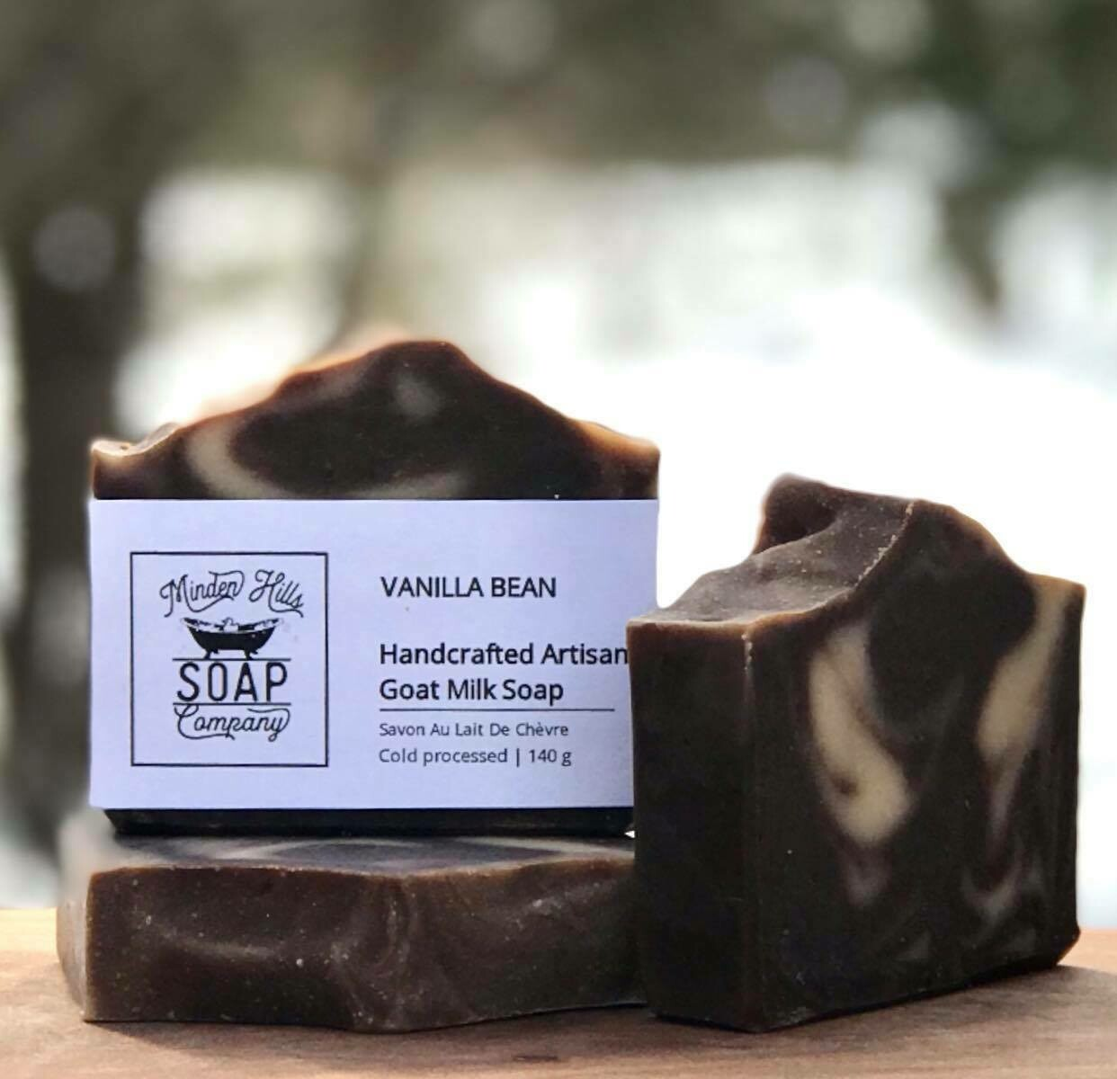 Vanilla Bean - GoatsMilk Soap