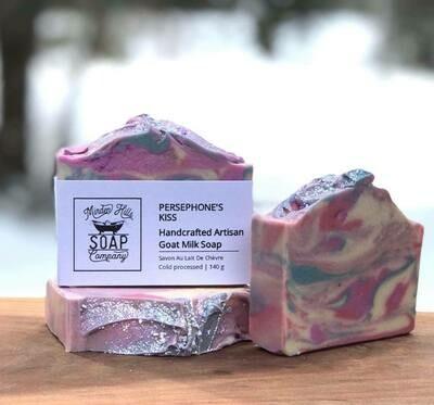 Persephone's Kiss - Goats Milk Soap
