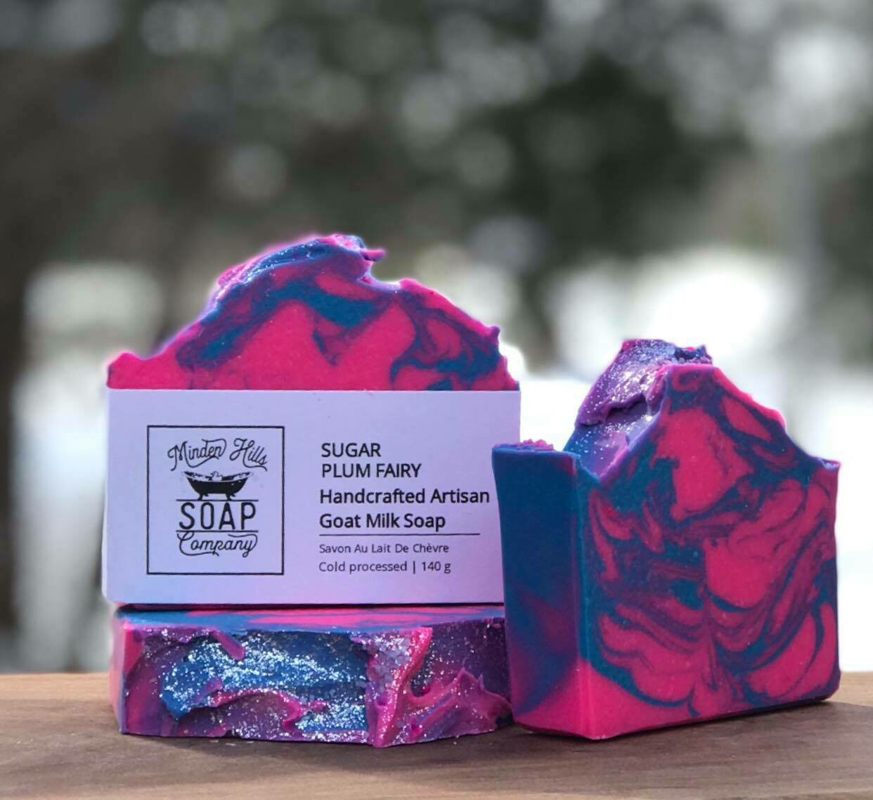 Sugar Plum Fairy - Goat's Milk Soap