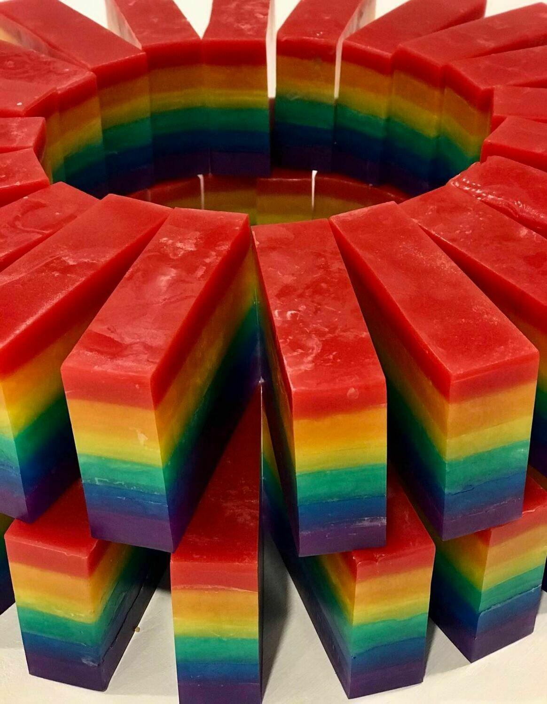 Smell the Rainbow - Glycerin