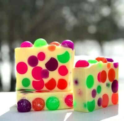 Remi's Fruity Loops - Glycerin Soap
