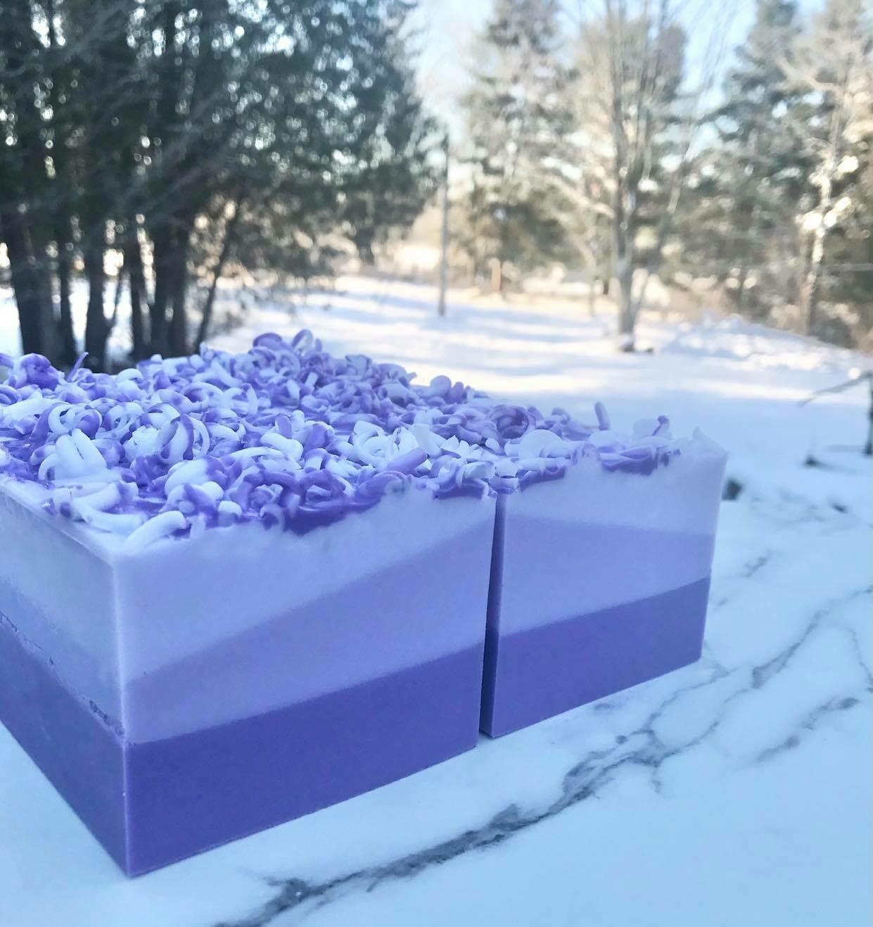 Lavender - Glycerin Soap