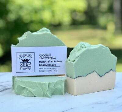 Coconut Lime Verbena - Goats Milk