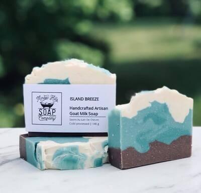 Island Breeze - Goats Milk Soap