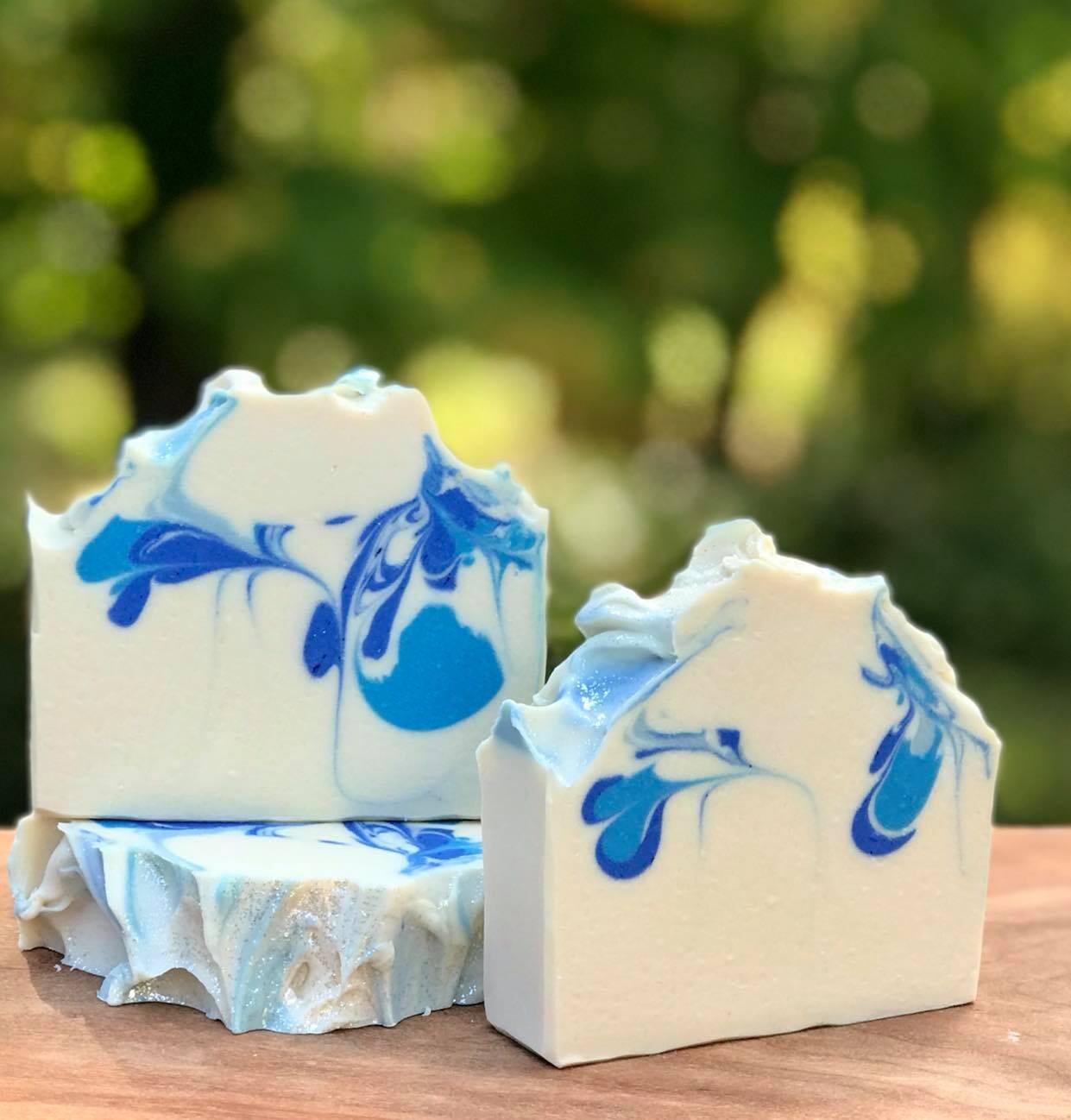 Winter Wonderland - Goat Milk Soap