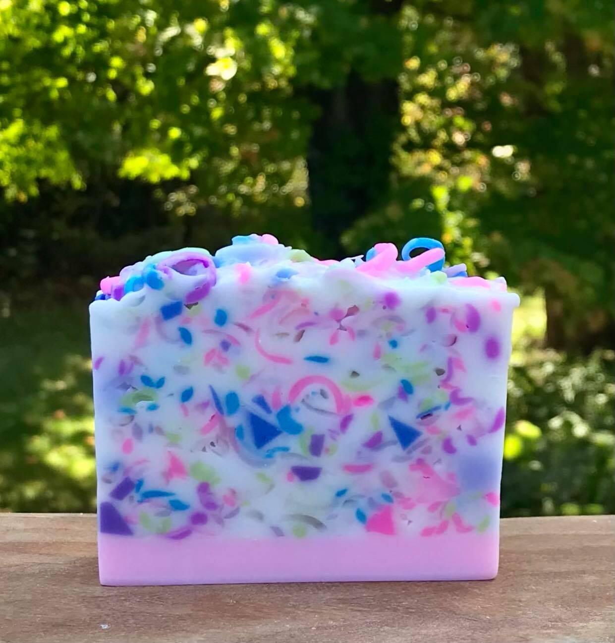Sugar Plum Fairy - Glycerin Soap
