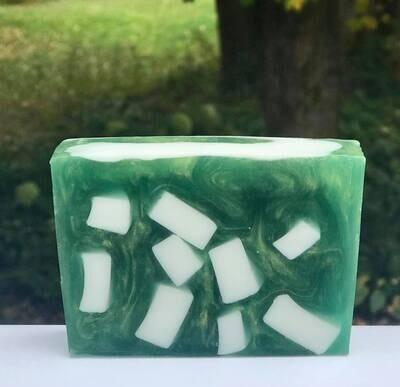 Bamboo + Teak Glycerin Soap