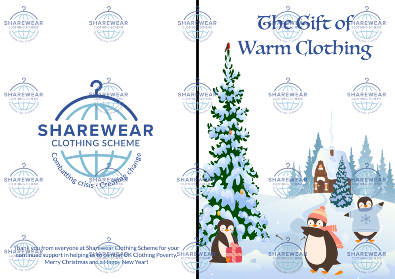 ShareCare Virtual Gift - Winter Woolies Card